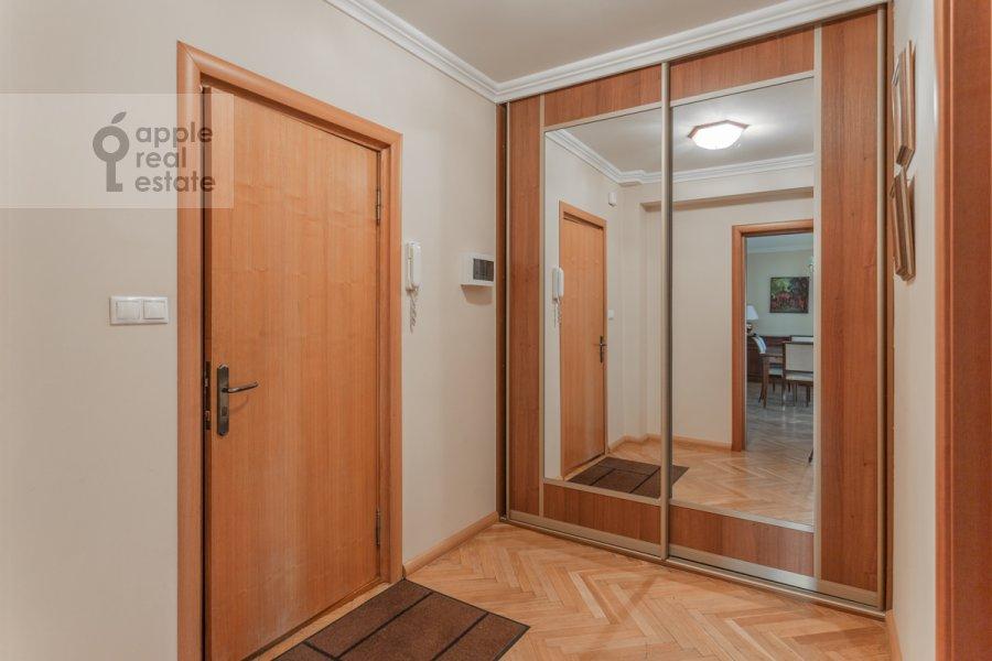 Corridor of the 4-room apartment at Protopopovskiy per. 6