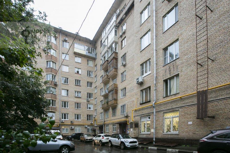 Фото дома 3-комнатной квартиры по адресу Ленинский проспект 40