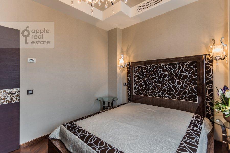 Спальня в 4-комнатной квартире по адресу Ходынский бул. 9