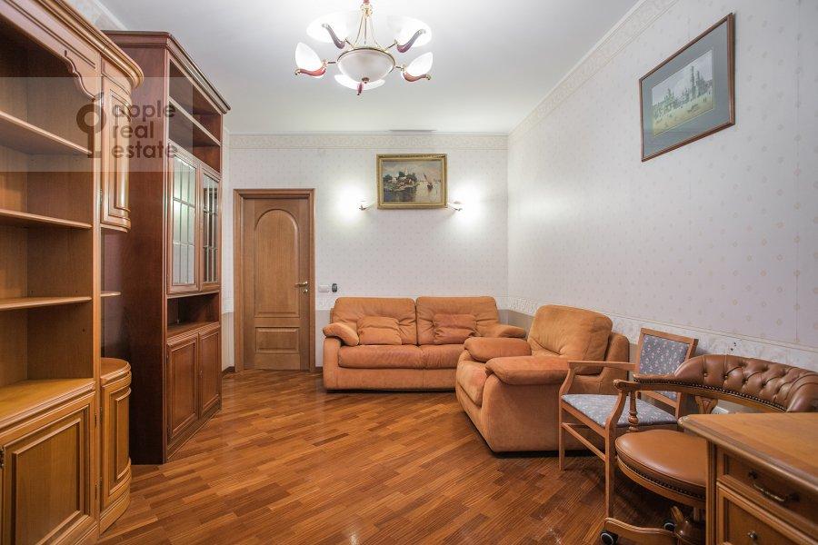 Children's room / Cabinet of the 5-room apartment at Tishinskiy Bol'shoy per. 38s1