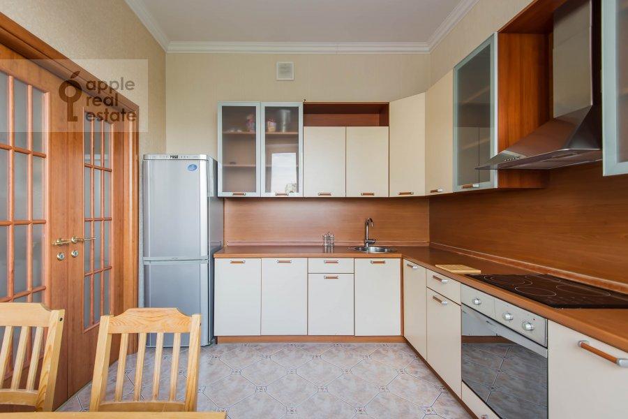 Kitchen of the 2-room apartment at Taganskaya ul. 36k2