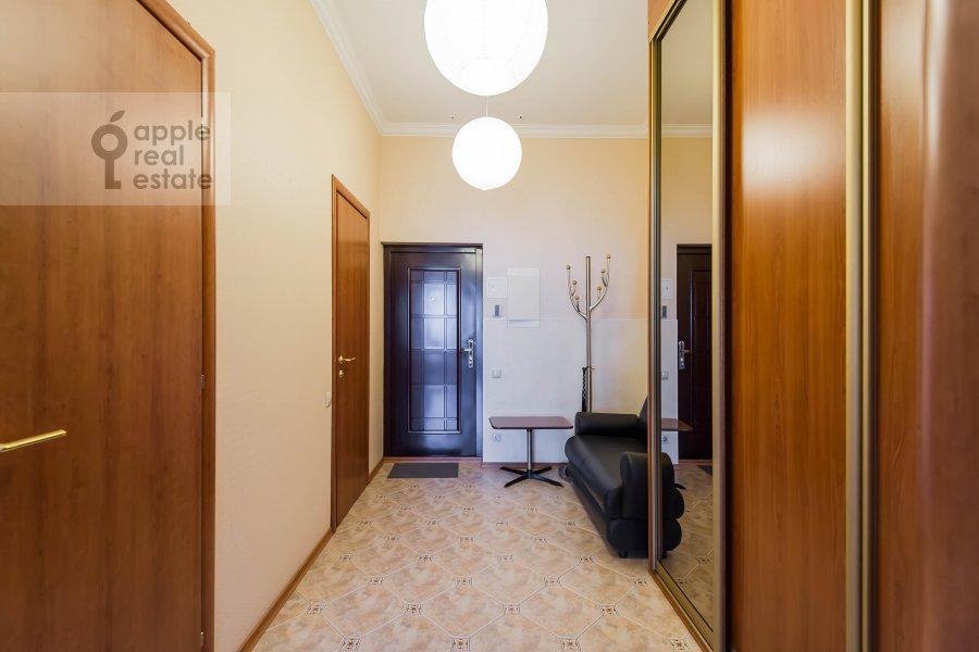 Corridor of the 2-room apartment at Taganskaya ul. 36k2