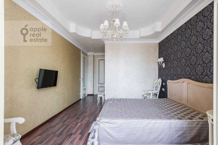 Спальня в 4-комнатной квартире по адресу Шмитовский пр. 20