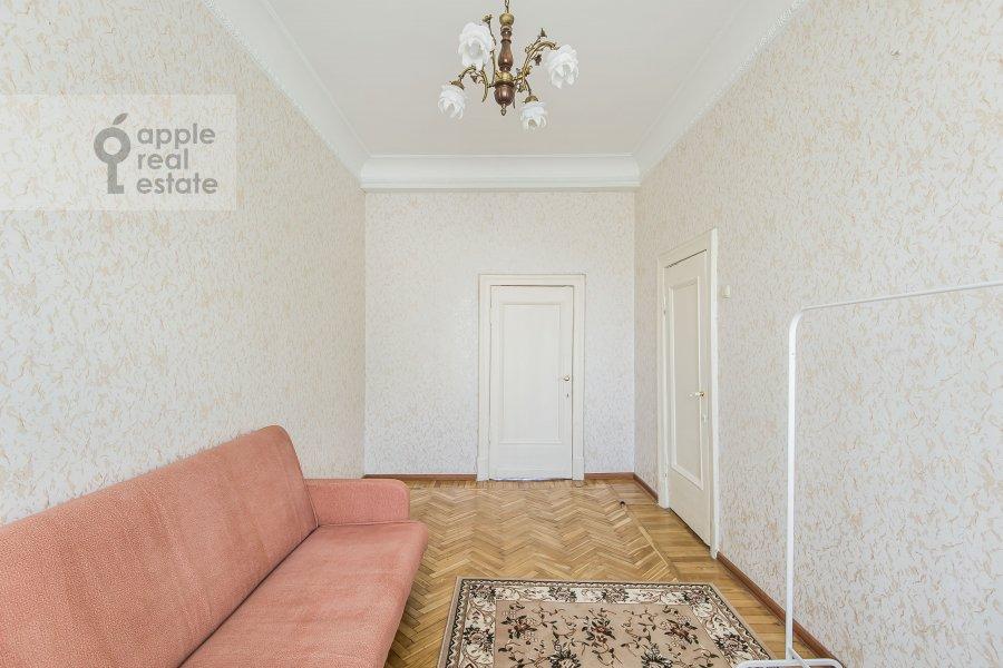 Спальня в 4-комнатной квартире по адресу Гончарная ул. 26к1