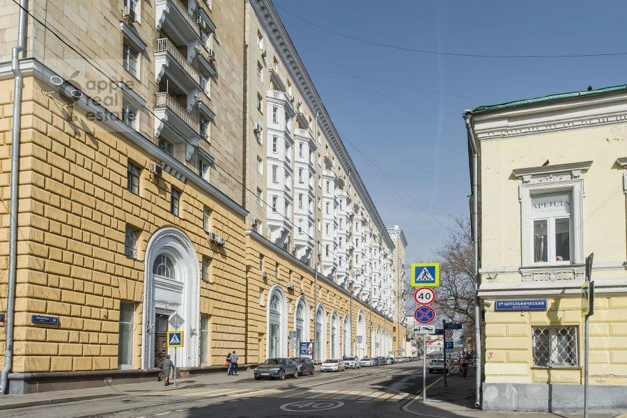 Фото дома 4-комнатной квартиры по адресу Гончарная ул. 26к1