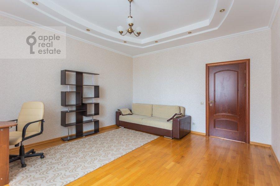 Children's room / Cabinet of the 3-room apartment at Protopopovskiy per. 17k3
