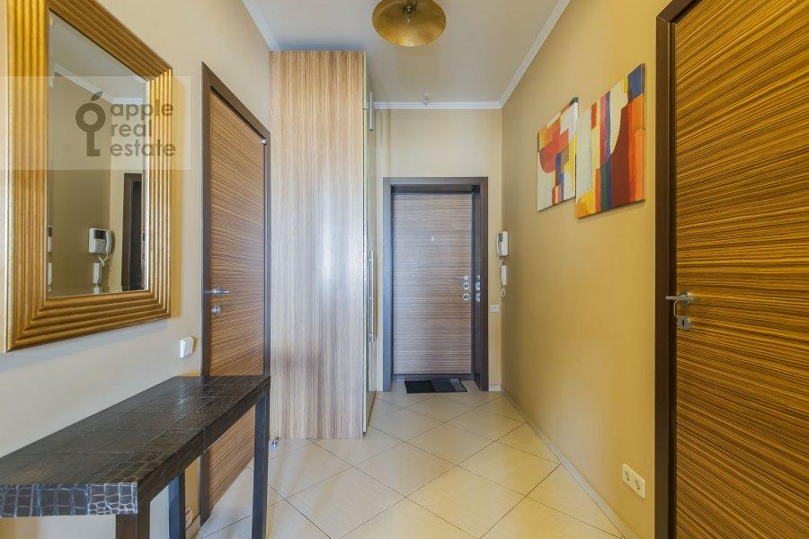 Corridor of the 4-room apartment at 3-ya Krasnogvardeyskaya ulitsa 3
