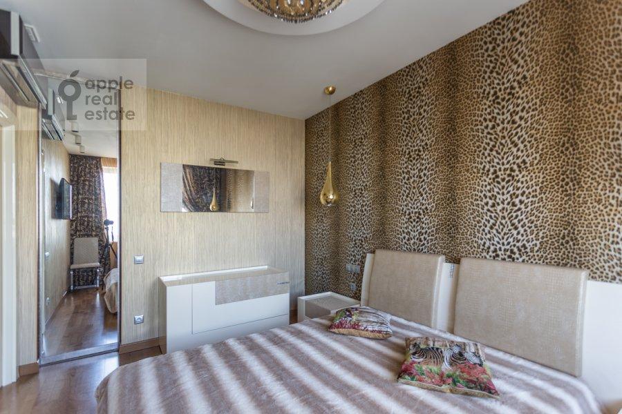 Спальня в 3-комнатной квартире по адресу Хорошевское ш. 12к1