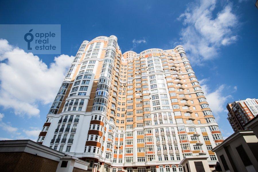 Фото дома 4-комнатной квартиры по адресу Староволынская ул. 12к4