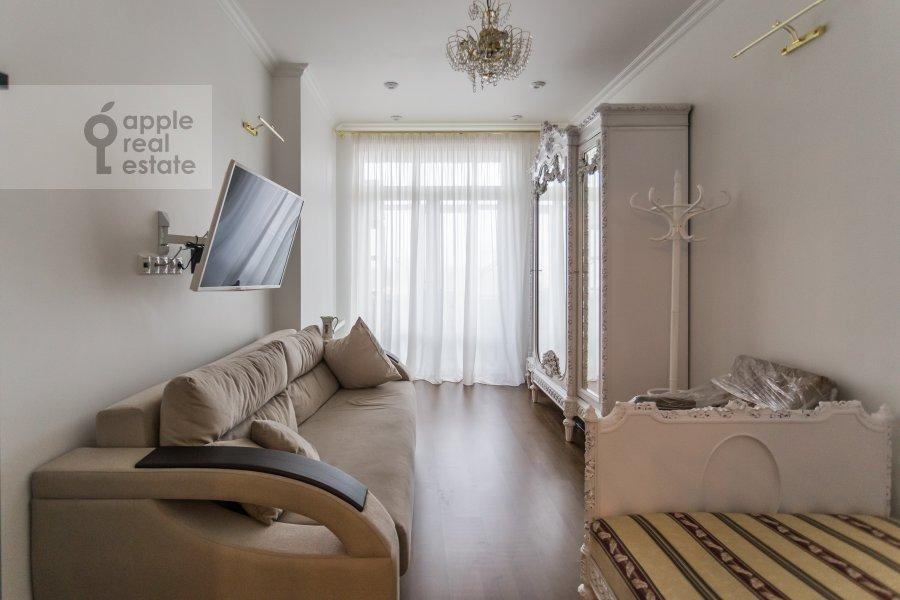 Детская комната / Кабинет в 4-комнатной квартире по адресу Староволынская ул. 12к4