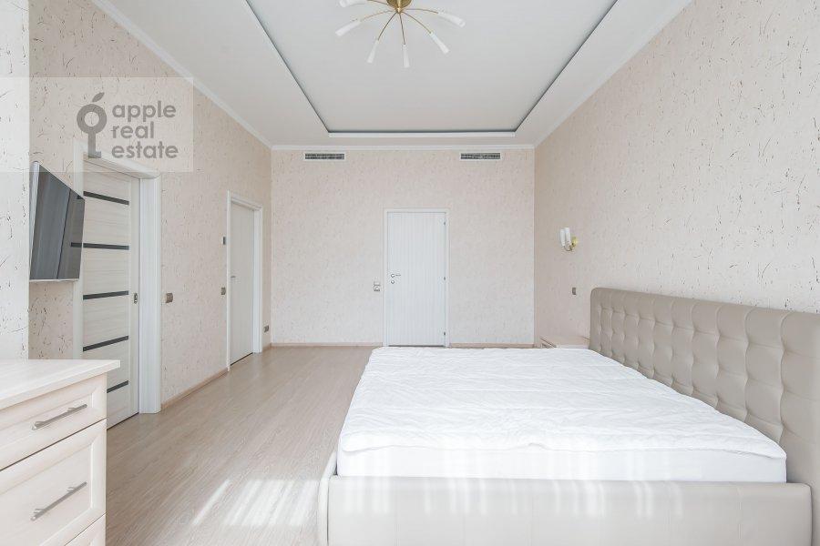 Спальня в 4-комнатной квартире по адресу Арбат Новый ул. 27