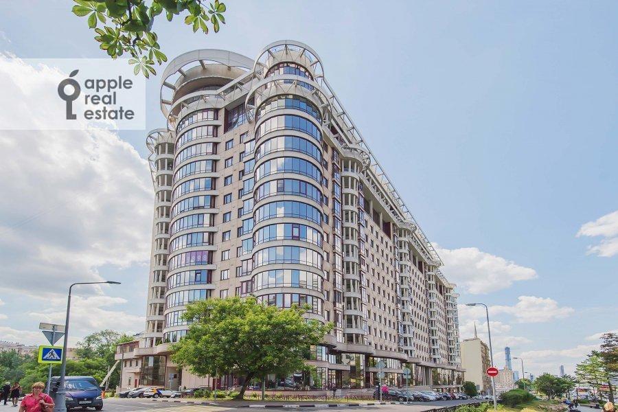 Фото дома 4-комнатной квартиры по адресу Арбат Новый ул. 27