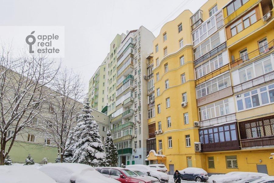 Фото дома 3-комнатной квартиры по адресу Образцова ул. 3