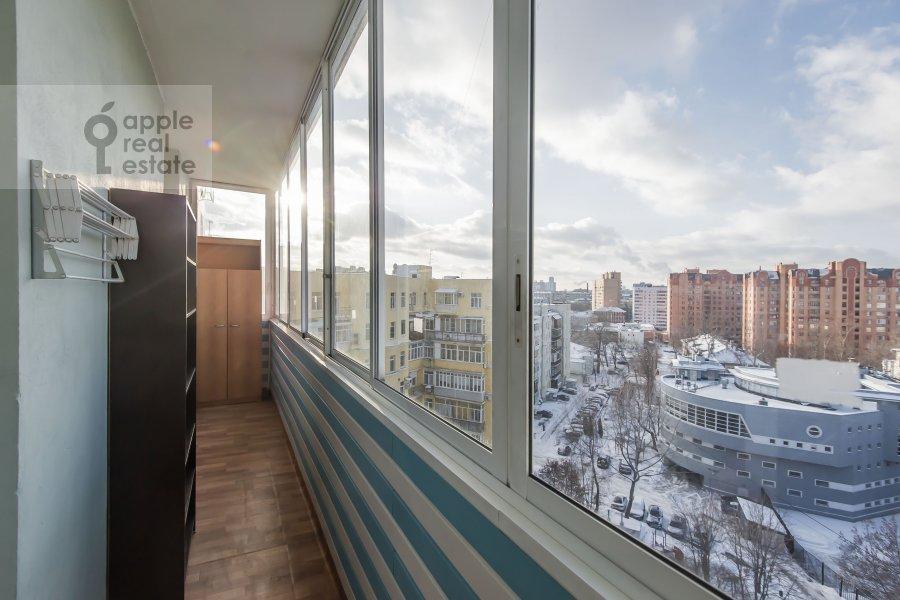 Балкон / Терраса / Лоджия в 3-комнатной квартире по адресу Образцова ул. 3