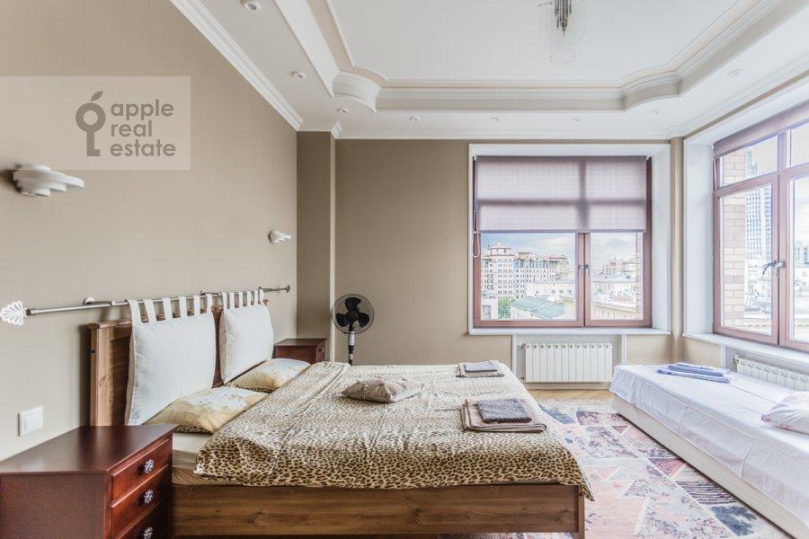 Спальня в 4-комнатной квартире по адресу 1-ый Тверской-Ямской пер. 11