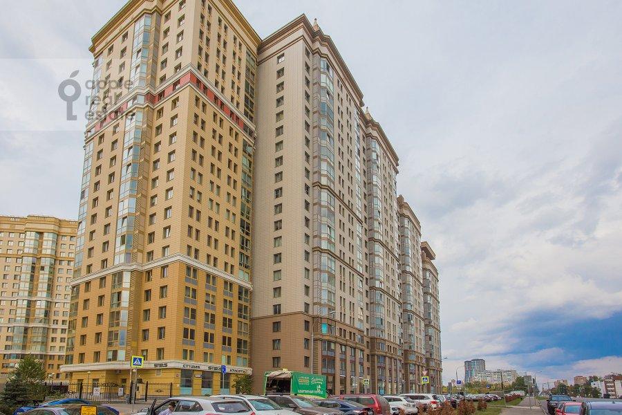 Фото дома 3-комнатной квартиры по адресу Мосфильмовская ул. 88к2с4