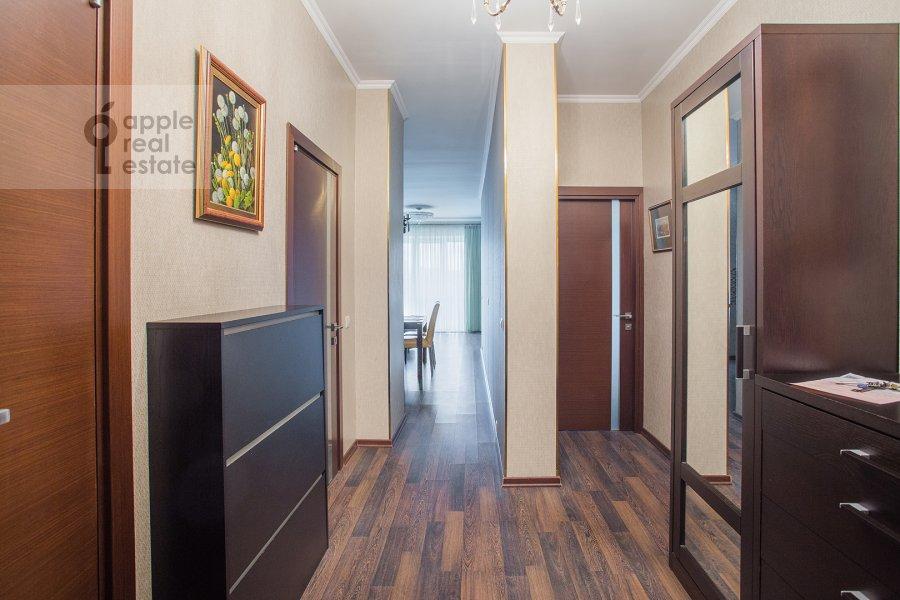 Коридор в 2-комнатной квартире по адресу Нежинская ул. 1к3