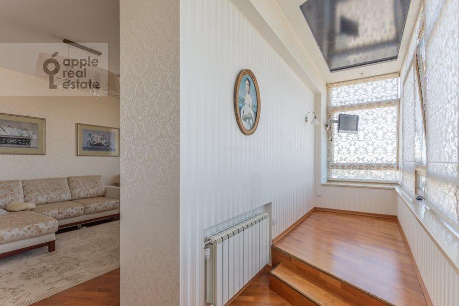 Балкон / Терраса / Лоджия в 3-комнатной квартире по адресу Врубеля ул. 8