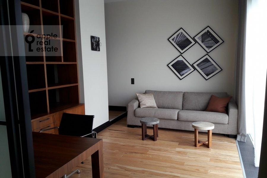 Children's room / Cabinet of the 4-room apartment at Tsvetnoy bul'v. 2