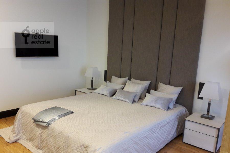 Bedroom of the 4-room apartment at Tsvetnoy bul'v. 2