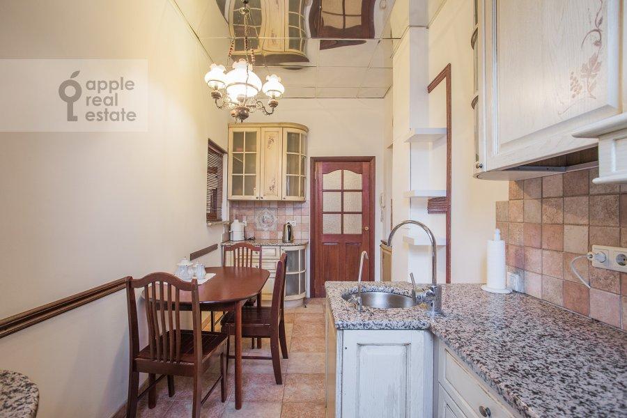 Kitchen of the 5-room apartment at Bryusov pereulok 2/14s1