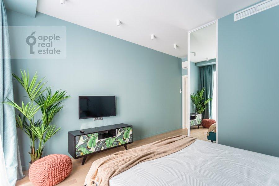 Спальня в 3-комнатной квартире по адресу Садовая Большая ул. 5к2