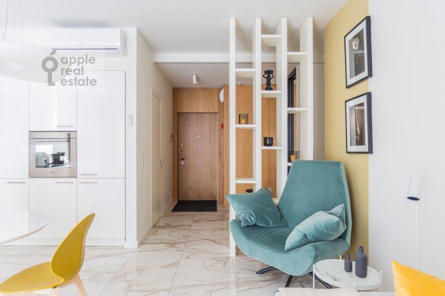 Гостиная в 3-комнатной квартире по адресу Садовая Большая ул. 5к2