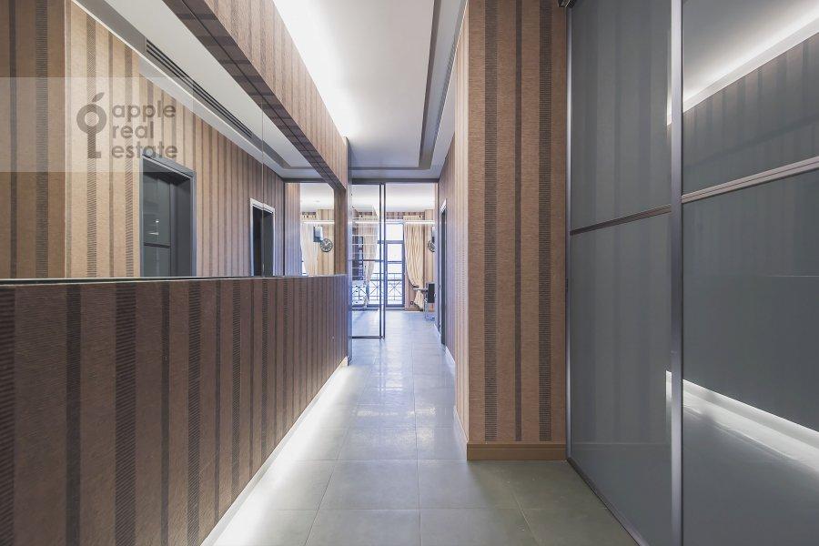 Corridor of the 2-room apartment at Kazachiy 2-y per. 4s1