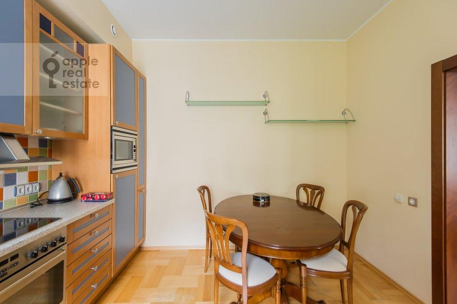 Кухня в 4-комнатной квартире по адресу Голиковский переулок 5