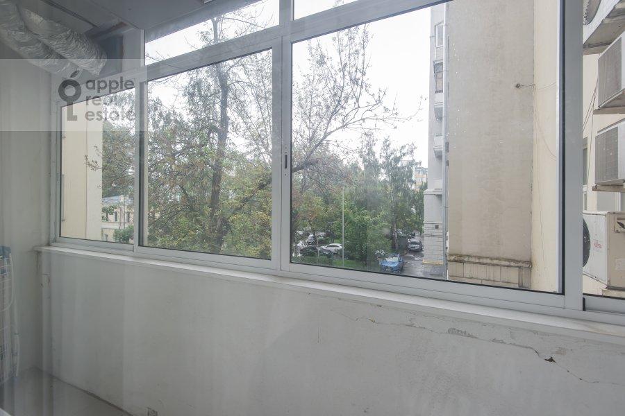Балкон / Терраса / Лоджия в 4-комнатной квартире по адресу Голиковский переулок 5