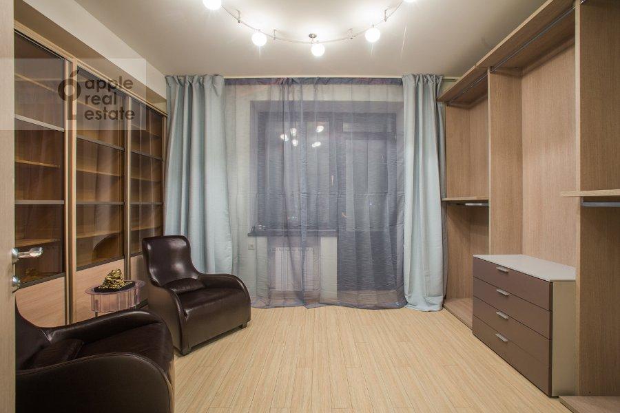 Children's room / Cabinet of the 3-room apartment at Nezhinskaya ul. 8k4