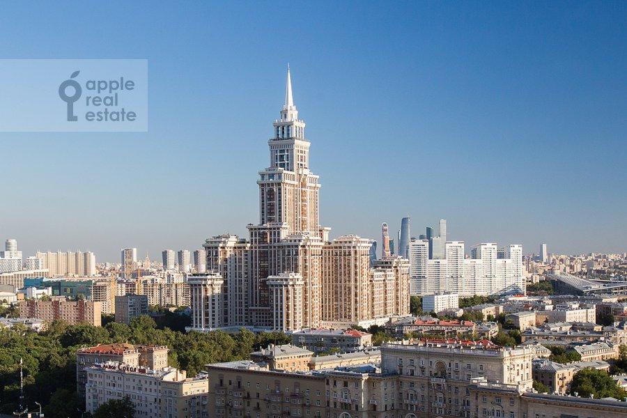 Фото дома 3-комнатной квартиры по адресу Чапаевский переулок 3