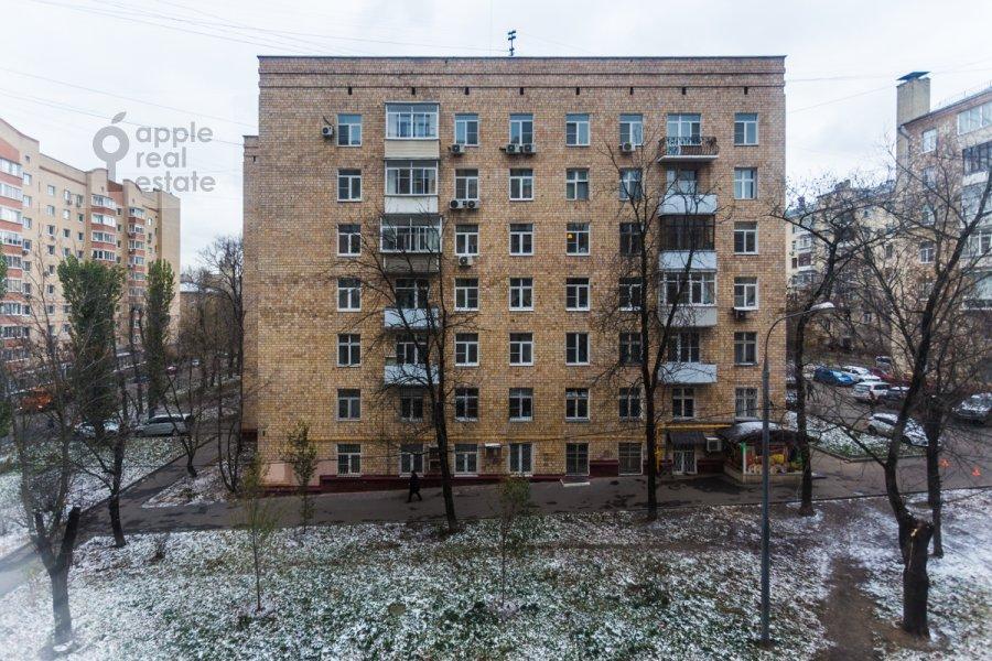 Фото дома 1-комнатной квартиры по адресу Большой Тишинский переулок 24