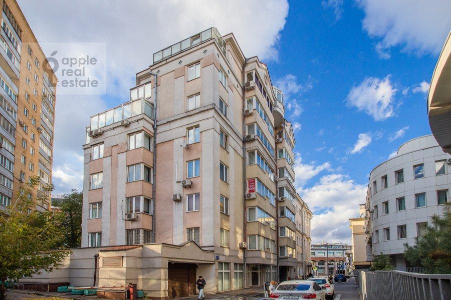 Photo of the house of the 6-room apartment at Yakimanka Bol'shaya ul. 17/2s2