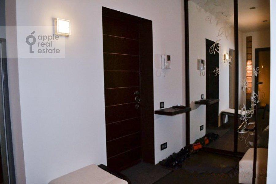Коридор в 2-комнатной квартире по адресу Красногвардейская 3-я ул. 3