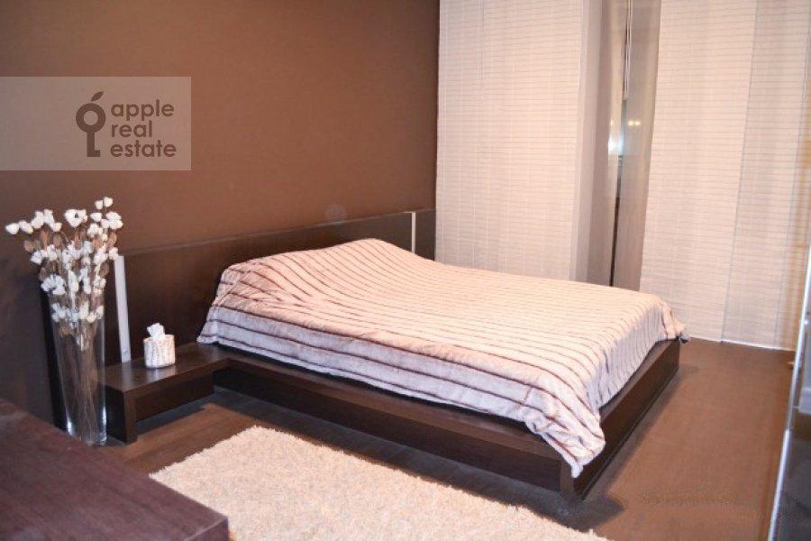 Спальня в 2-комнатной квартире по адресу Красногвардейская 3-я ул. 3