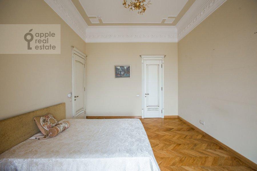 Спальня в 4-комнатной квартире по адресу Николаева 4