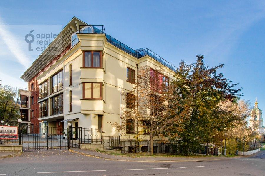 Фото дома 3-комнатной квартиры по адресу 4-й Крутицкий пер. 14