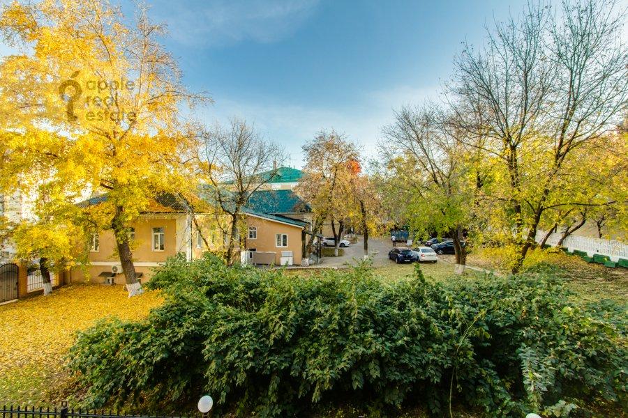 Вид из окна в 3-комнатной квартире по адресу 4-й Крутицкий пер. 14