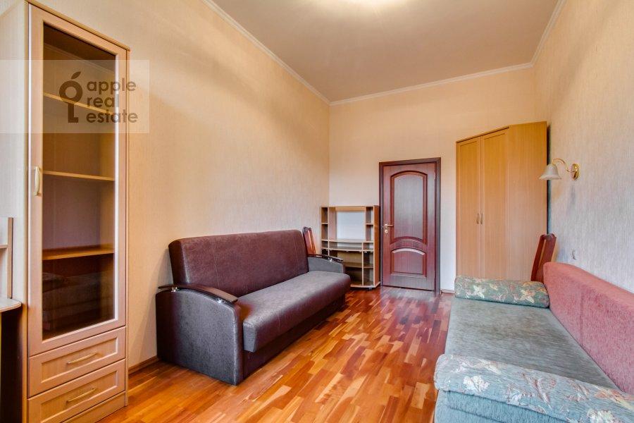 Детская комната / Кабинет в 3-комнатной квартире по адресу 4-й Крутицкий пер. 14