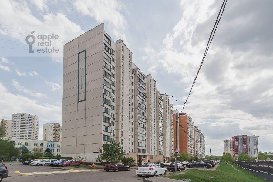 Фото дома 2-комнатной квартиры по адресу Саморы Машела ул. 4к6