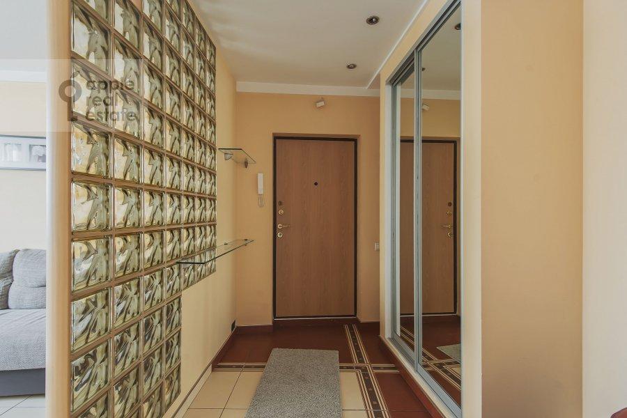 Поэтажный план 2-комнатной квартиры по адресу Саморы Машела ул. 4к6