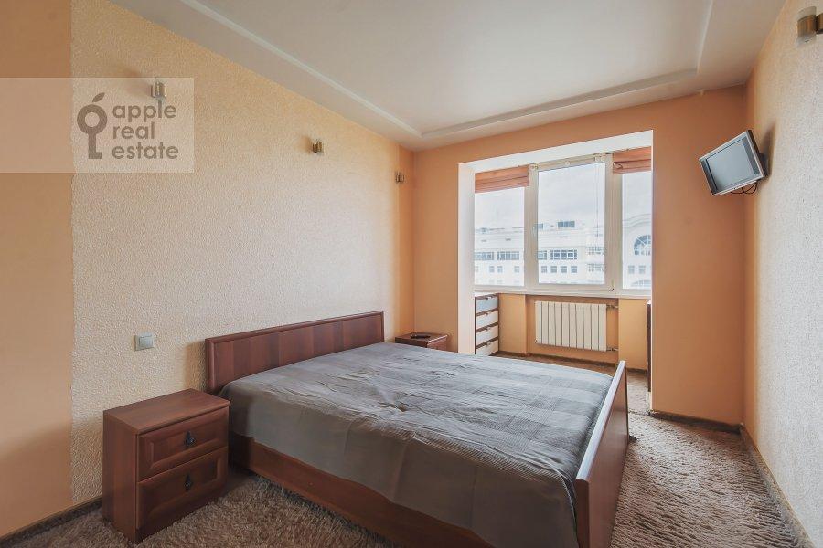 Спальня в 2-комнатной квартире по адресу Саморы Машела ул. 4к6
