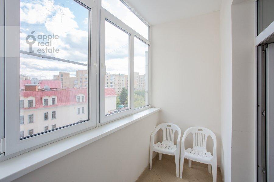 Balcony / Terrace / Loggia of the 3-room apartment at Arbat ul. 15/43