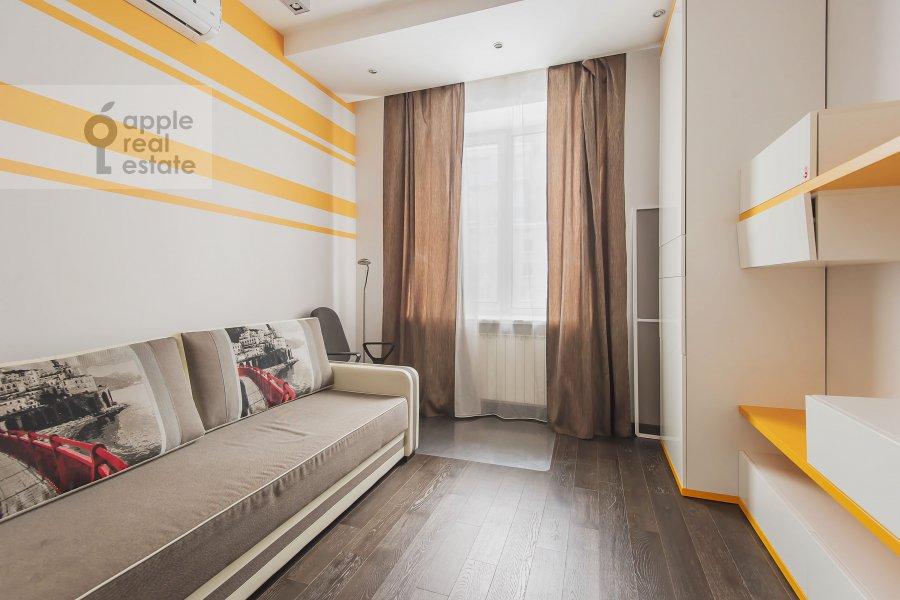 Детская комната / Кабинет в 3-комнатной квартире по адресу Кутузовский проспект 23