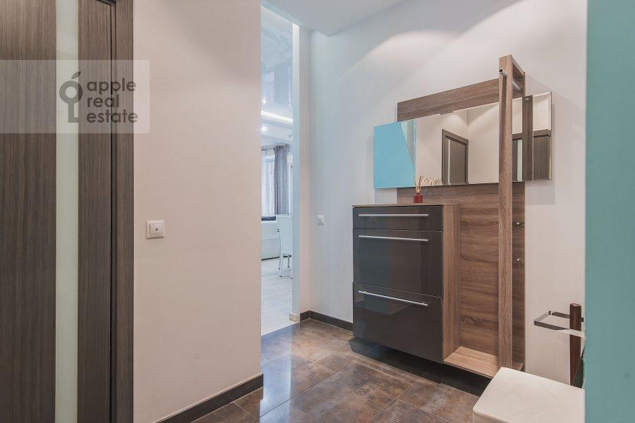 Коридор в 3-комнатной квартире по адресу Кутузовский проспект 23