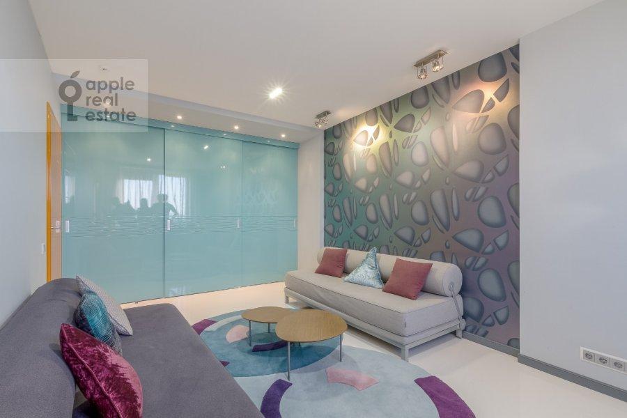 3-комнатная квартира по адресу Хорошевское шоссе 12с1