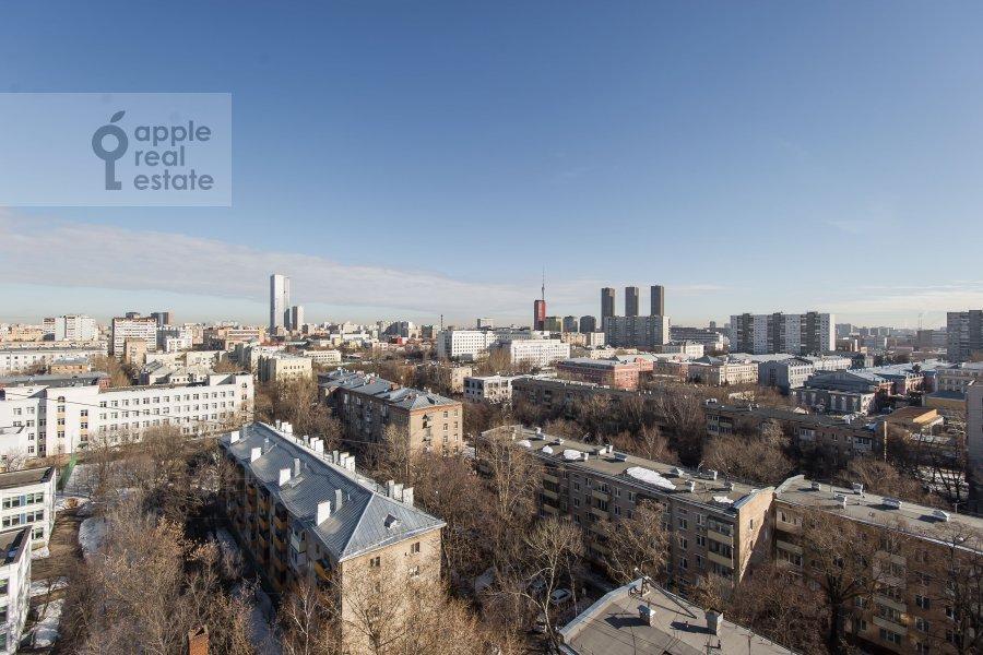 Вид из окна в 4-комнатной квартире по адресу 2-я Квесисская ул. 20к1