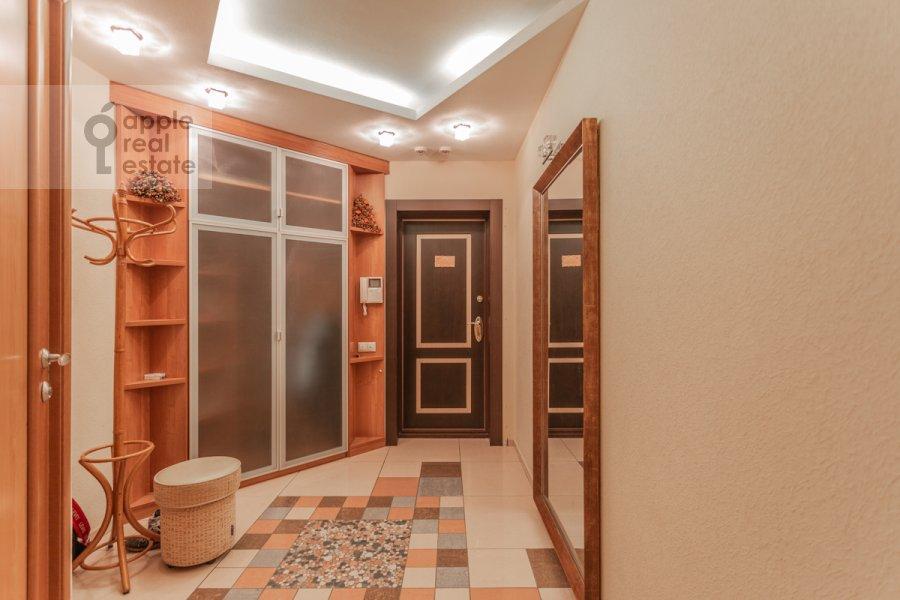 Коридор в 4-комнатной квартире по адресу Вернадского пр-т. 92