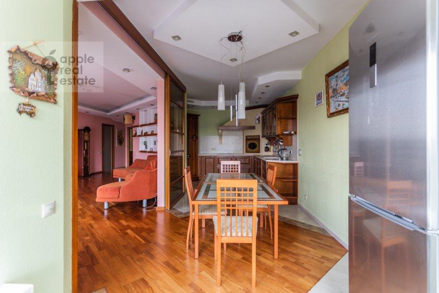 Кухня в 4-комнатной квартире по адресу Вернадского пр-т. 92